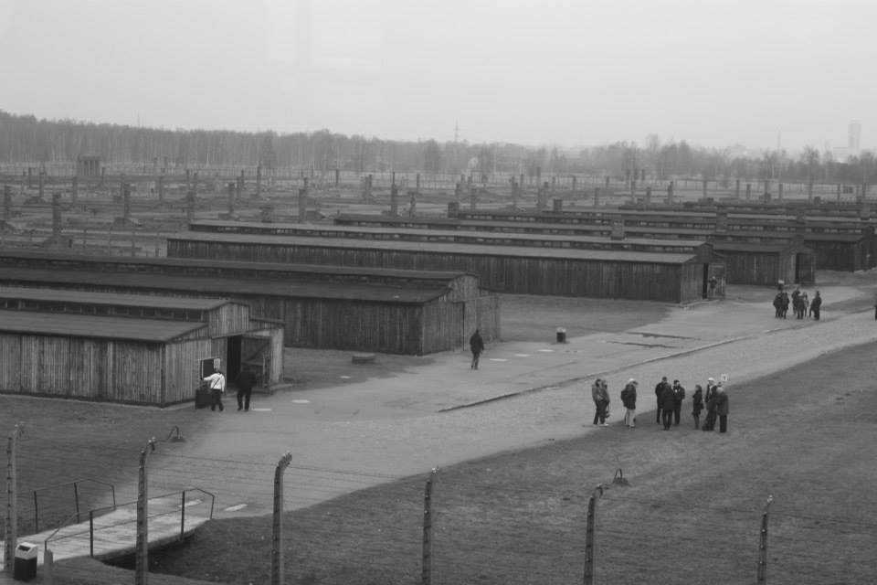 birkenau barracones