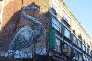 Roa London street art artistas urbanos