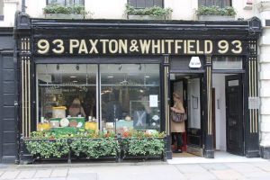 paxton and whitfield queseria mas antigua de londres